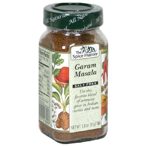 Spice Hunter Garam Marsala, 1.8-Ounces (Pack of 6)