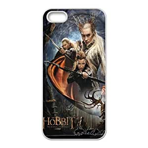 The Hobbit iPhone 4 4s Cell Phone Case White Bhsde
