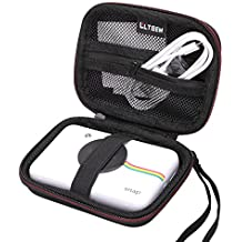 LTGEM EVA Hard Case for Polaroid Snap & Polaroid Snap Touch Instant Print Digital Camera (Black)