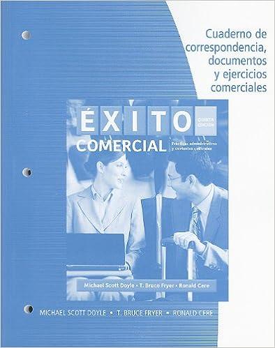 Amazon.com: Exito Comercial / Commercial Success: Practicas ...