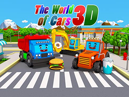 The World of Cars 3D on Amazon Prime Video UK