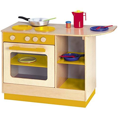 Nathan 371245 Modular Kitchen Cooker-Plus, Orange, Multi Color