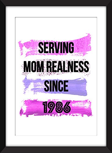 Serving Mom Realness RuPaul Drag Race Unframed Print