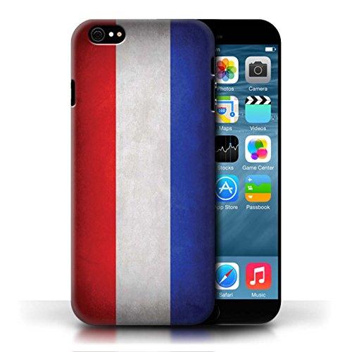 Etui / Coque pour Apple iPhone 6/6S / Pays-Bas conception / Collection de Drapeau
