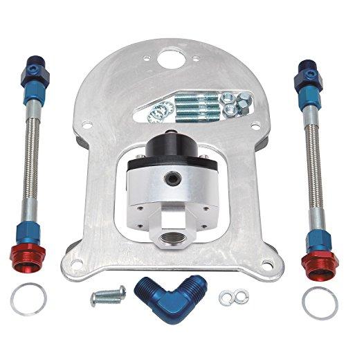 Edelbrock Fuel Injection Kit - Edelbrock 8192 Fuel Pressure Regulator Kit