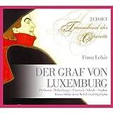 Franz Lehar: Der Graf von Luxemburg (Operette) (Gesamtaufnahme) (2 CD)