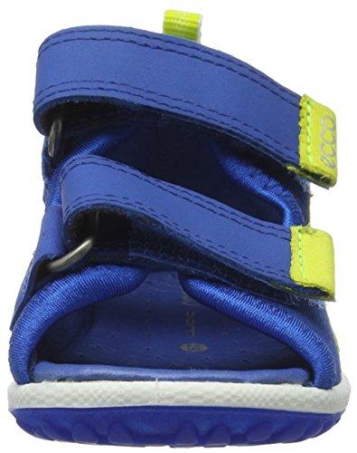 ECCO Lite Infants Sandal, Botines de Senderismo para Bebés Azul (50289bermuda Blue/bermuda B/sky Blue)