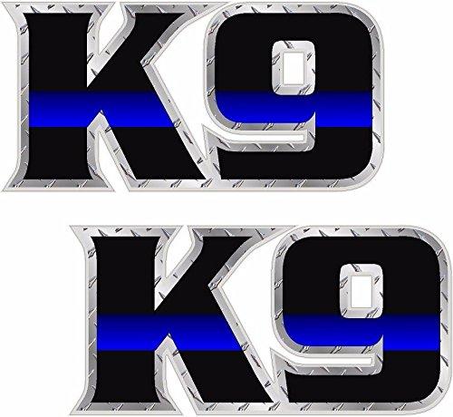 - LPF USA 2 - Police K9 Decal Set 3