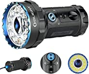 Olight Marauder 2 Powerful 14000 Lumens Rechargeable Tactical Flashlight,Spotlight and Floodlight LED Search L