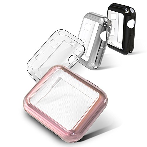 Funda Protectora, Apple Watch Serie 3 Serie 2 42mm-rhfk(4un)