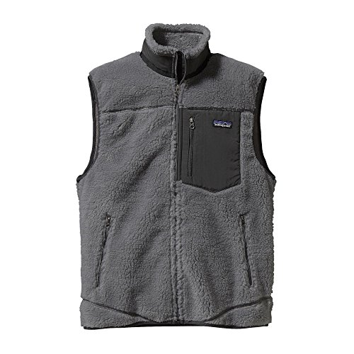 Patagonia Retro-X Vest - Men's Nickel Small