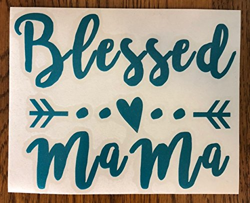 Blessed Mama #2 Turquoise Arrow 6