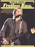 Teach Yourself Fretless Bass, David C. Gross, 0825623472