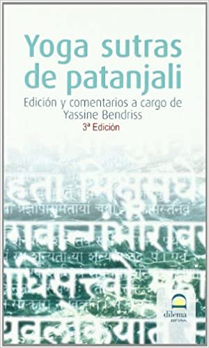 YOGA SUTRAS DE PATANJALI (bolsillo): Amazon.es: YASSINE ...