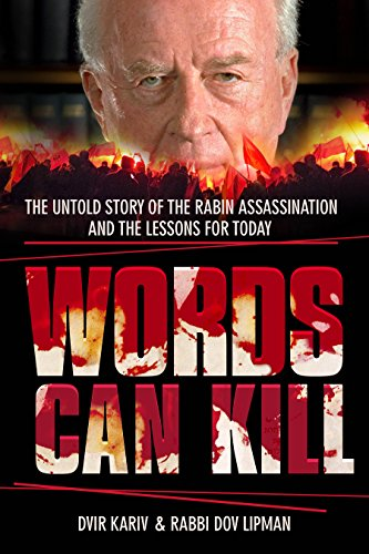 Words Can Kill by Dvir Kariv & Dov Lipman ebook deal