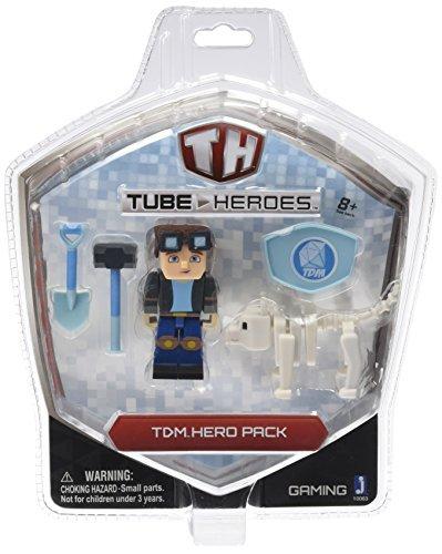 TUBE HEROES Dan TDM Hero Pack by Tube Heroes