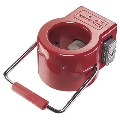 Master King Pin Lock - Toy Hauler/Trailer Locks w/ BumpStop #387NKA: Automotive