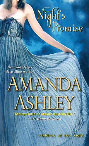 book cover of Night\'s Promise