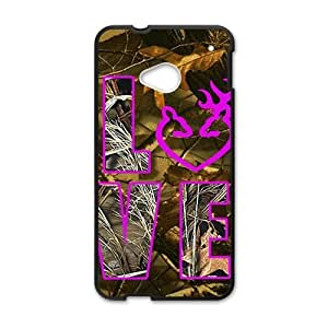Browning LOVE Phone Case for HTC One M7