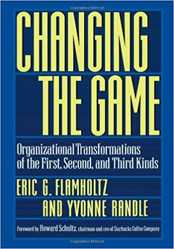 531eb40d39ab Amazon.com  Changing the Game  Organizational Transformations of the ...