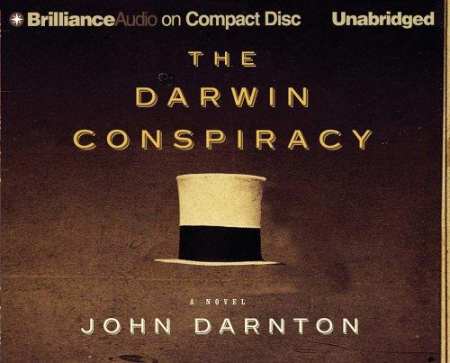 The Darwin Conspiracy (Parasite Inc Cd)