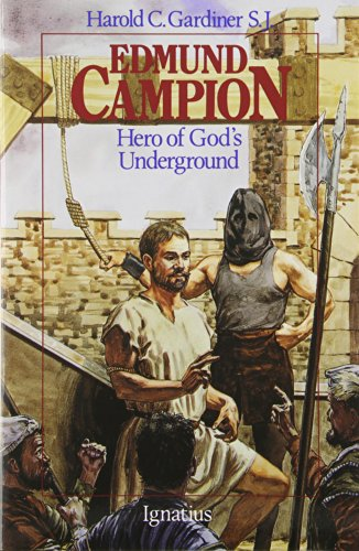 Edmund Campion: Hero of God's Underground (Vision Books)