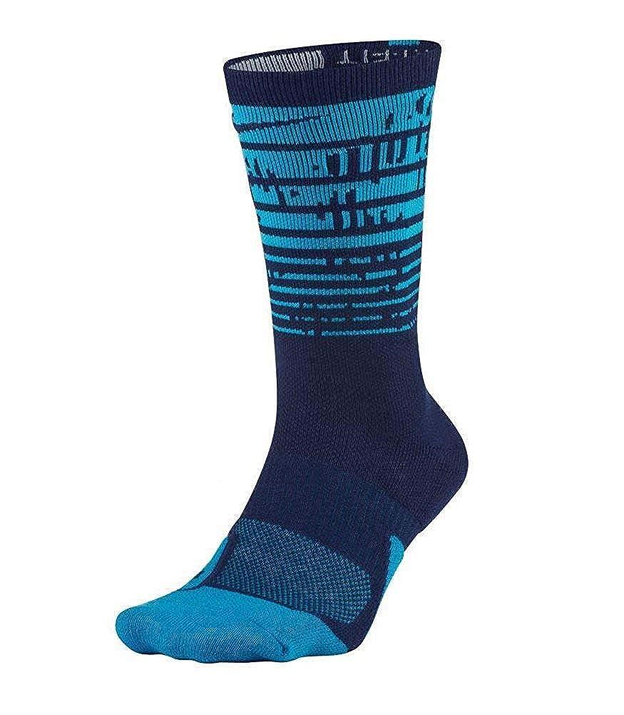 NIKE SOCKSHOSIERY メンズ US サイズ: Medium カラー: ブルー B06XWRF98M