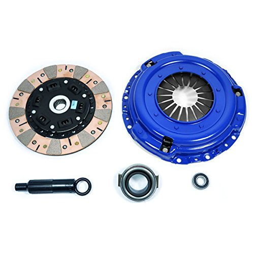 Friction Clutch Kit Dual (PPC DUAL-FRICTION SPEC CLUTCH KIT FORD MUSTANG GT TR3650 MACH 1 COBRA SVT 4.6L)