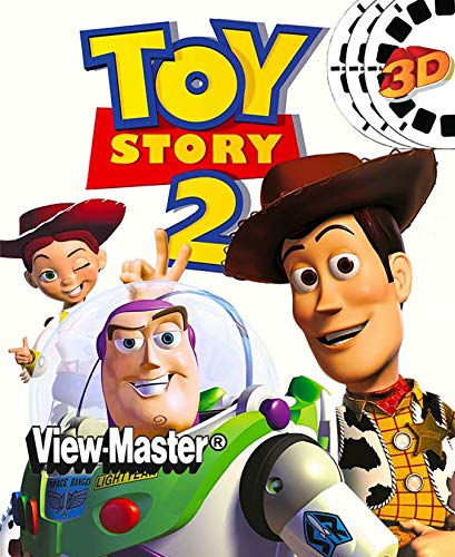 (ViewMaster 3D Reels - Disney Pixar Toy Story 2 set)