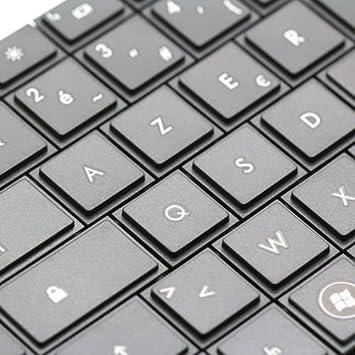 Patines/teclado francés FR para ordenador PC portátil HP COMPAQ Presario CQ56 - 135EF, Neuf garanti 1 an, note-x/DNX: Amazon.es: Informática