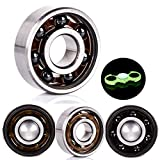 WILLAI Mayitr Hand Spinners Ceramic Speed Ball Bearings Silicon 608 Ball Bearing DIY Hardware Tools 8x22x7mm