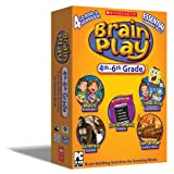 Scholastic Brain Play: 4th - 6th grade [Old Version]: more info