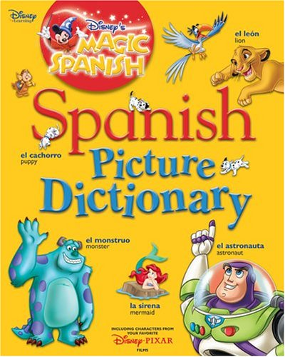 Download Disney's Magic Spanish:Spanish Picture Dictionary PDF