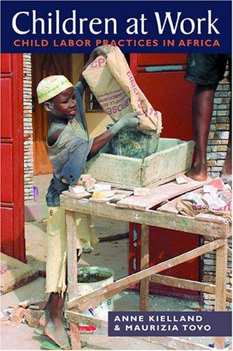 Children at Work: Child Labor Practices in Africa