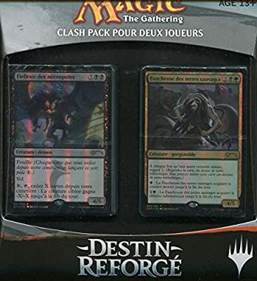 Magic The Gathering MTG Magic KOT Destino Reforged Choque FR ...