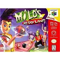 Milo's Astro Lanes (N64)