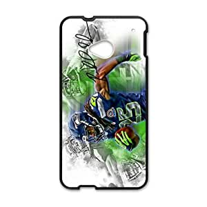 LINGH richard sherman Phone Case for HTC One M7