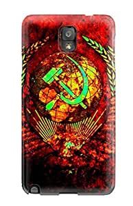 High-quality Durability Case For Galaxy Note 3(communism)