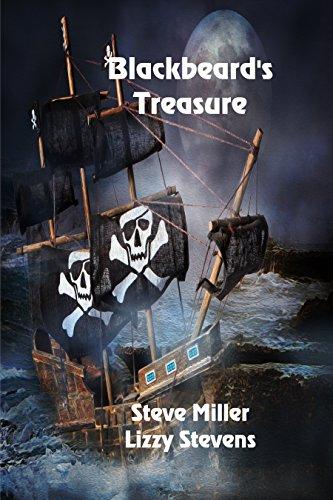 Blackbeard's Treasure by [Stevens, Lizzy, Miller, Steve]