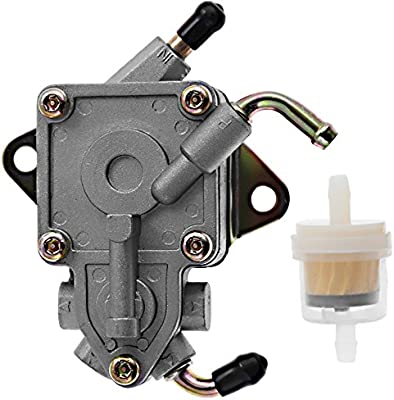 5ug 13910 00 00 fuel pump w filter assembly for yamaha rhino 660 2004 2007 2006 yamaha rhino 660 fuel filter rhino 660 fuel filter #7