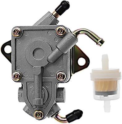 Yamaha Rhino Fuel Filter on