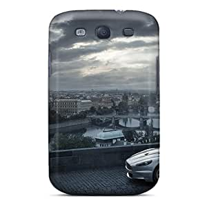 New Super Car In The Gray City Tpu Case Cover, Anti-scratch XPGEd1469VCIiW Phone Case For Galaxy S3