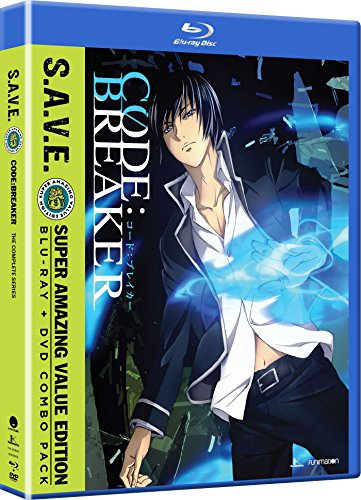(Code: Breaker - The Complete Series [Blu-ray])