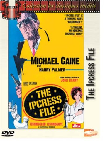 Ipcress : Danger immédiat [Francia] [DVD]: Amazon.es: Michael Caine, Nigel Green, Guy Doleman, Sue Lloyd, Gordon Jackson, Aubrey Richards, Sidney J. Furie, Michael Caine, Nigel Green: Cine y Series TV