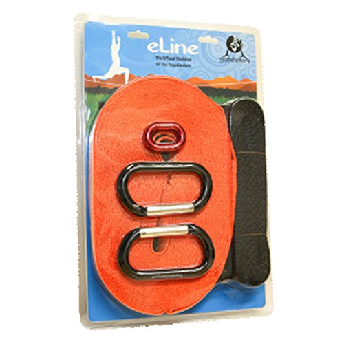 Slackline Industries Yogaslackers E Line Elite 50 Foot