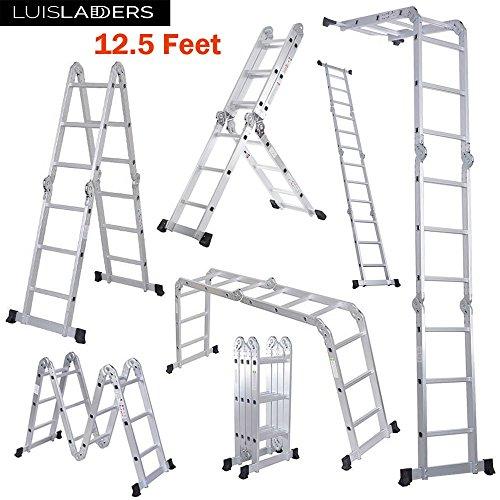 Light Aluminium Step Ladder in Florida - 6