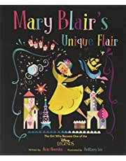 MARY BLAIRS UNIQUE FLAIR THE GIRL WHO BE