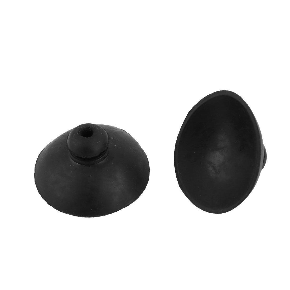Amazon.com : eDealMax Tubo de goma del tubo de agua de la manguera de aire peces de acuario tanque de succión Copa 27mm Dia 20 piezas Negro : Pet Supplies