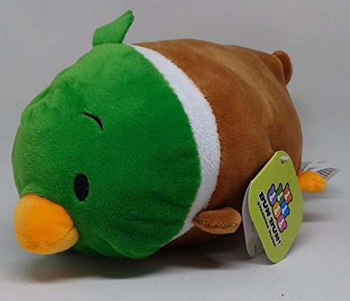 - Mal Mal Mallard Duck (Bun Bun) 7 Inches - Stackable Stuffed Animal Plush by Bun Bun