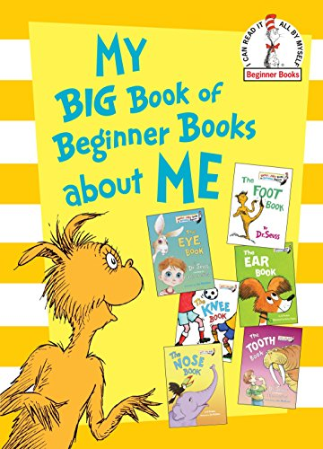 My Big Book of Beginner Books About Me (Beginner Books(R)) by Random House Books for Young Readers